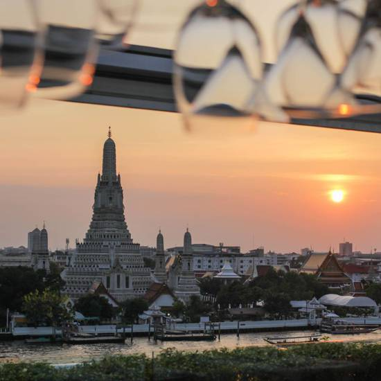 Private parties hotel riva arun bangkok