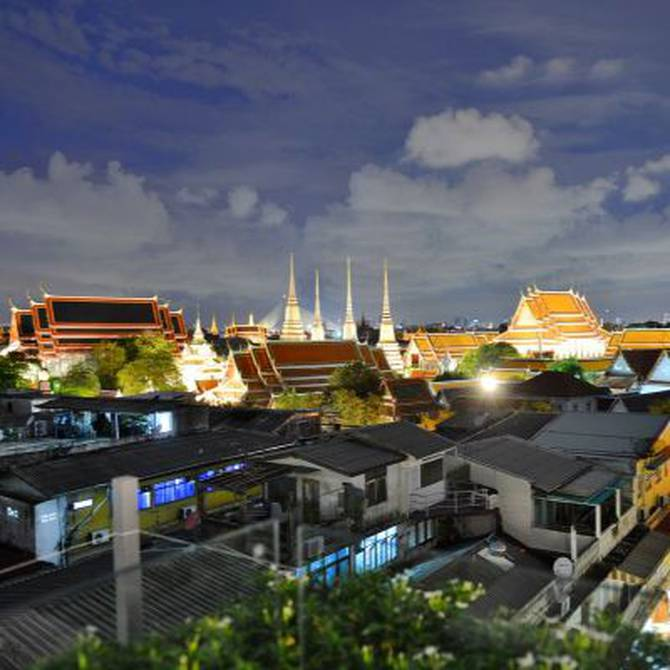 Location & neighborhood hotel riva arun bangkok